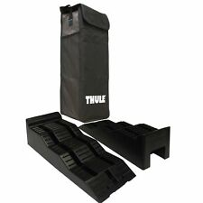 THULE Wheel Leveller 5 Ton Ramps & Storage Bag - Camper/Caravan/Motorhome 307617
