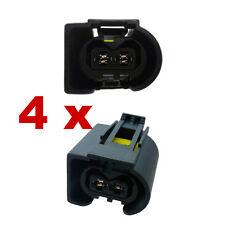Pluggen injectoren - BOSCH A1685452928 (4 x FEMALE) injectie verstuiver auto fcc