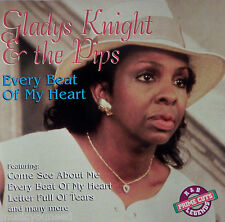 Gladys Knight & the Pips - Every Beat of My Heart (CD, 1995, Retro) (Prime Cuts)