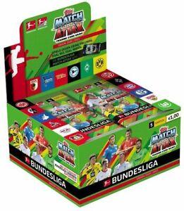 Display Box Topps Match Attax Bundesliga 2020/2021 50 Booster