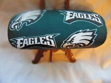 Adult unisex hard eyeglass case/  Philadelphia Eagles/vision care/health beauty