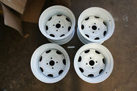 "JDM Custom Steelies 13"" rims wheels steel civic mx5 mx-5 miata e30 retro"