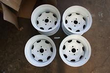 """JDM Custom Steelies 13"""" rims wheels steel ssr watanabe civic mx5 mx-5 miata e30"""
