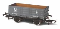 Oxford Rail 76MW4007 OO Gauge LNER (Ex NBR) 4 Plank Mineral Wagon 155629