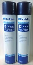 2 CANS PROFESSIONAL GLASS CLEANER by BOHLE - NEXT DAY DELIVERY ORDERED BY 12noon