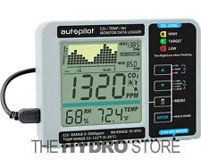 Autopilot Desktop Co2 Monitor Data Logger APCEM2 -Temperature Humidity
