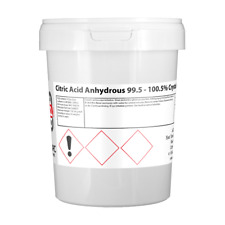 Acide Citrique anhydre 99.5 - 100.5% cristaux BP, USP, FCC 1 kg