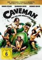 Caveman - Der aus der Höhle kam [DVD/NEU/OVP] Ringo Starr, Dennis Quaid, Barbara