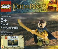 LEGO The Lord of the Rings 5000202 Elrond Polybag New Sealed