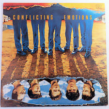 Conflicting Emotions by Split Enz, Mushroom 1983 LP Vinyl Record