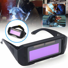 Pro Auto Solar Darkening LCD Mig Mask Welding Glasses 2 Way Goggles Helmet Eyes