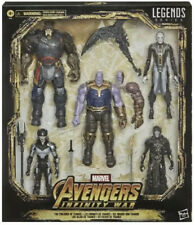 Hasbro Marvel Legends The Children of Thanos 5 Pack In Hand New Sealed Ready
