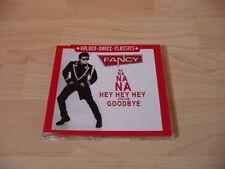 Maxi CD Fancy - Na Na Na Na Hey Hey Hey Kiss him Goodbye - Golden Dance Classics