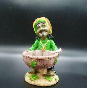 Bob Marley Rasta Reggae Ashtray