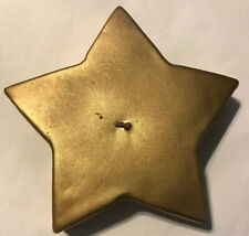 Avon Candles Bougies Star Candle For Star Candle Holder In Box