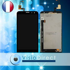 """Ecran complet pour Asus Zenfone 2 Laser 6"""" ZE601KL noir vitre tactile+LCD"""
