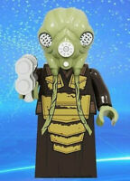 Zakus Bounty Hunter Star Wars Mandalorian Rise Skywalker Custom Lego Mini Figure