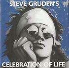 Steve Gruden - Celebration Of Life / AOR / silver pressed CD(no CDR)