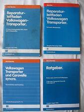 VW T3 Bus syncro+Joker Allrad Reparaturanleitung Reparaturhandbuch Reparaturbuch
