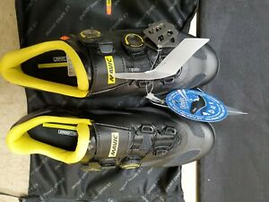 Mavic Crossmax SL ultimate mountain MTB shoe BLK/Yellow US8