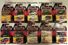 ToKaLand 2016 Matchbox Best of the World - Series 1 Set 10 Cars Complete Set