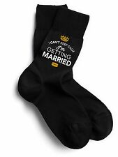 I'm Getting Married Socks Wedding Keepsake Gift Stag Party Present Cold Feet Him
