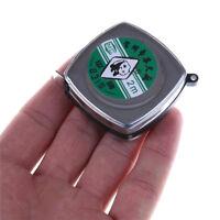 Cheap 2M Retractable Ruler Tape Portable Mini Metal Pull Ruler Tape Measure SP