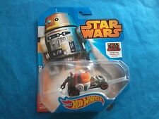 STAR WARS HOT WHEELS VOITURE CHOPPER