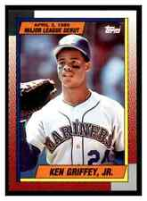 1990 Topps Debut '89 #46 Ken Griffey Jr. Mariners Rookie MINT