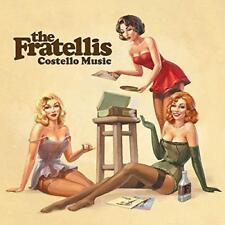 "The Fratellis - Costello Music (NEW 12"" VINYL LP)"
