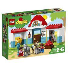LEGO DUPLO 10868 - Establo de los ponis. De 2 a 5 años