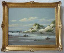 Dipinti a olio Dune,Sylt,Mare del nord,von Otto Strassmann 1891 1956,Düsseldorf