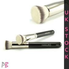 Hakuro H50S Flat Top Brush Foundation Liquid Cream Vegan Synthetic Bristle