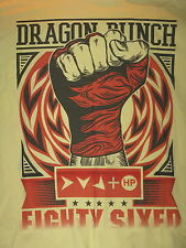 """""""Dragon Punched Eighty Sixed"""" T-Shirt – Great Image(L)"""