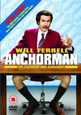Anchorman - DVD NEW AND SEALED , UK RELEASE , UK SHIPPED