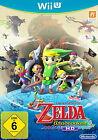 The Legend of Zelda: The Wind Waker HD (Nintendo Wii U, 2013, DVD-Box)
