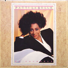 PATTI LABELLE Be Yourself US Press Mca 6292 1989 LP