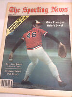 The Sporting News Magazine Mike Flanagan August 18, 1979 061317nonr2