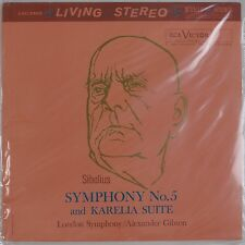 SIBELIUS: Symphony No. 5 RCA Living Stereo AUDIOPHILE 180g LSC-2405 lp SEALED