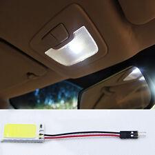 Car Trunk 24 COB LED Interior Light Lamp Bulb+Double Sharp+T10 Connector