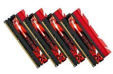 Mémoires RAM pour DIMM 240 broches avec 4 modules