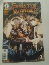 Spirit Of Wonder #4 of 5 July 1996 Dark Horse Comics Kenji Tsuruta