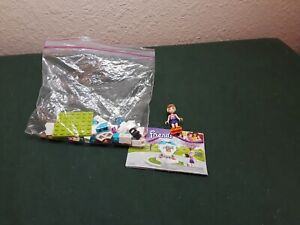LEGO Friends 30204 Wish Fountain, Pre-owned, Complete with Manual and Minifigure