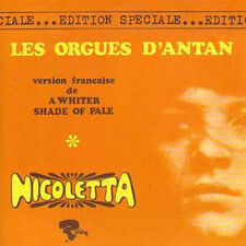 ★☆★ CD SINGLE NICOLETTA - Raymond LEFEVRE  PROCOL HARUM Les orgues d'antan   ★☆★