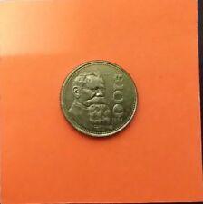 100 Pesos coin Mexico 1984