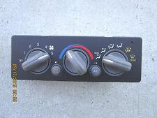 99 - 04 PONTIAC GRAND AM GT SE 3.4L V6 SFI A/C HEATER CLIMATE CONTROL 09377232