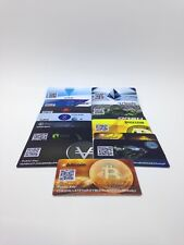 Cryptocurrency Wallet Pack (Pick 6)