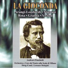 CD La Gioconda von Ponchielli  3CDs