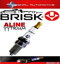 FITS JAGUAR XK8 4.0 V8 00-02 BRISK SPARK PLUG X8 YYTRIUM UK STOCK FAST DISPATCH