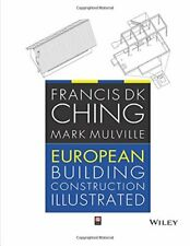 European Building Construction Illustrated, Ching, Mulville 9781119953173 New+=